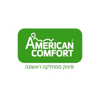 לוגו אמריקן קומפורט